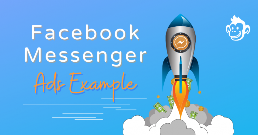 1 Amazing Facebook Messenger Ads Example & How to Create a Click-to-Messenger Ad