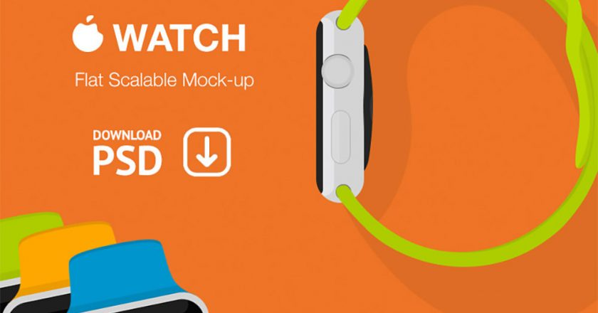 20+ Free Apple Watch UI Kits (and Templates) to Download