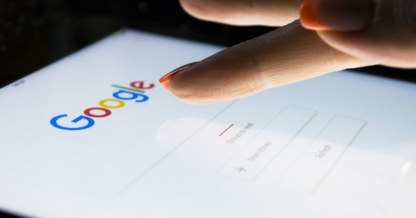 Brand reputation and the impact of Google SERP selections