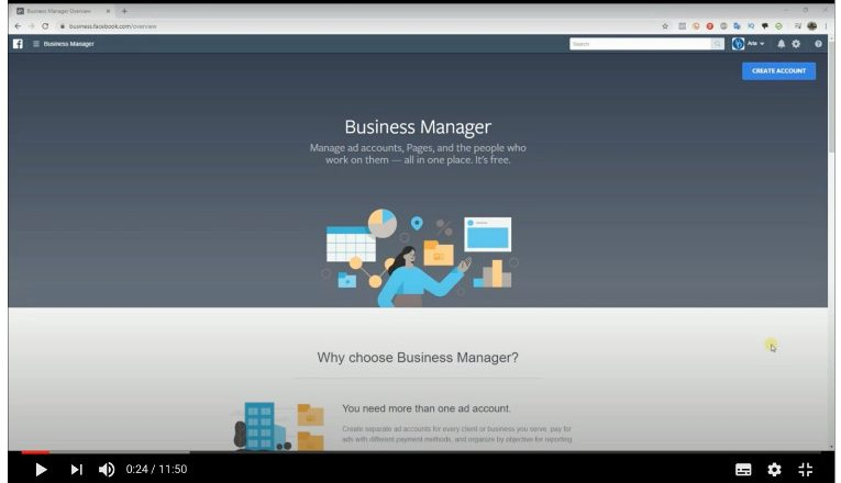 Full Tutorial on How to Set-Up Facebook Business Manager 2020