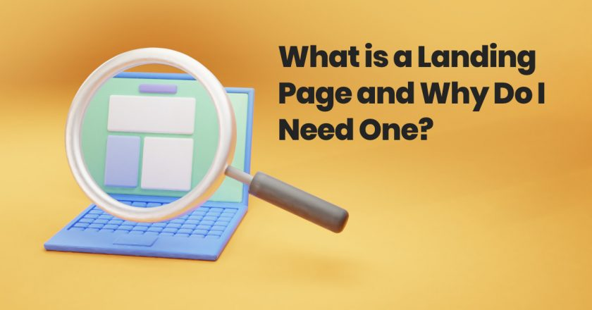 No website? Get your business online with landing pages