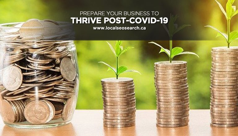 Prepare Your Business to Thrive Post-COVID-19