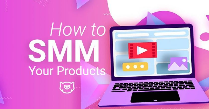 Product Social Media Marketing Tips by TemplateMonster Author