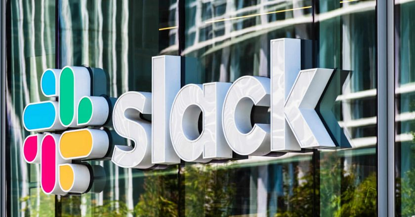 Salesforce signs agreement to acquire Slack
