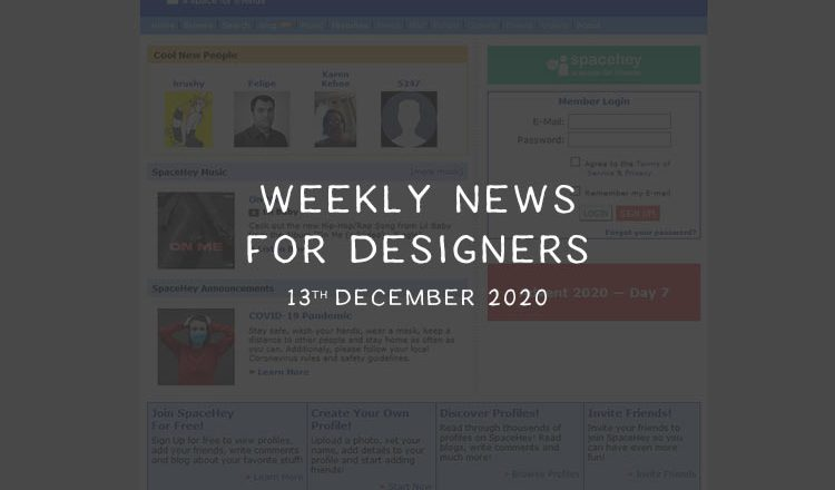Weekly News for Designers № 570