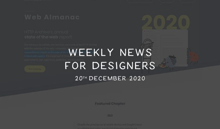 Weekly News for Designers № 571