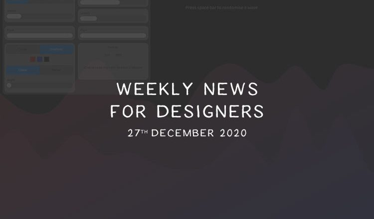 Weekly News for Designers № 572