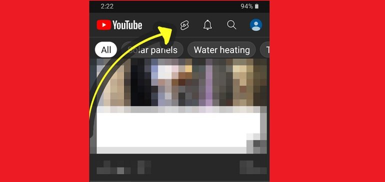 YouTube Adds New 'Shorts' Shortcut Button to User Home Screens in India