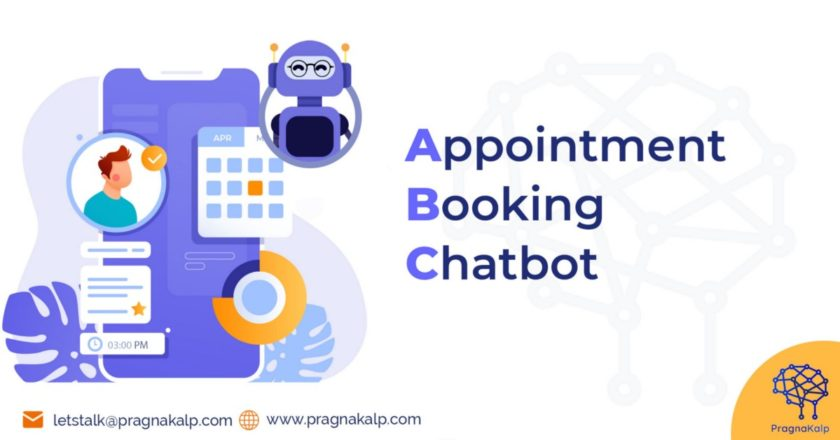 Case Study: Building Appointment Booking Chatbot | by Pragnakalp Techlabs | Jan, 2021