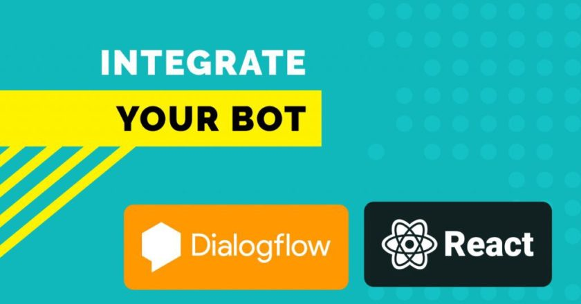 Integrate Dialogflow Bot in React JS Websites | by Parth Shrivastava | Jan, 2021