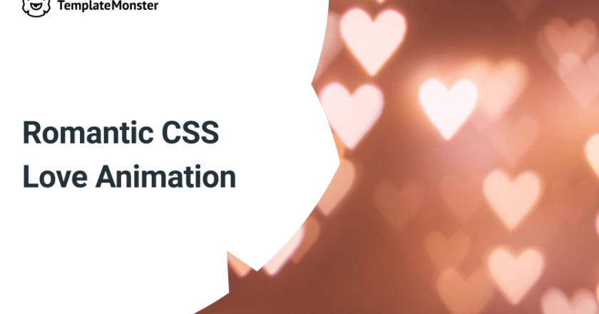 St. Valentine's Codepens – Romantic CSS Love Animation