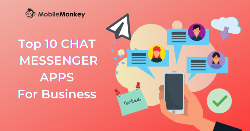 Top 10 Chat Messenger App for Business
