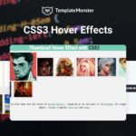 22 Free CSS3 Hover Effects Tutorials