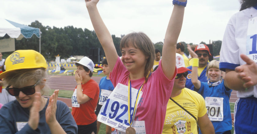 How Special Olympics is supporting digital health and strength