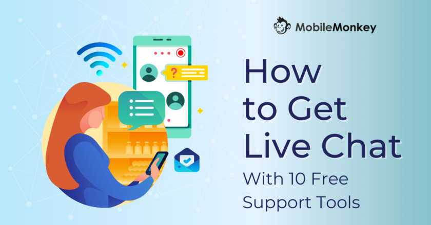 How to Get Live Chat on Your Site in 5 Min with 10 Free Live Chat Support Tools