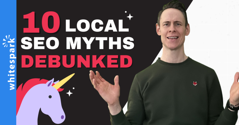 10 Common Local SEO Myths Debunked