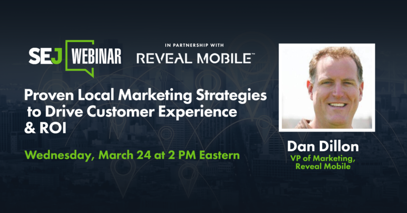 Proven Local Marketing Strategies to Drive Customer Experience & ROI [Webinar]