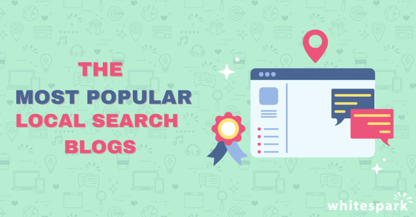 The Most Popular Local Search Blogs