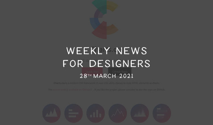 Weekly News for Designers № 585