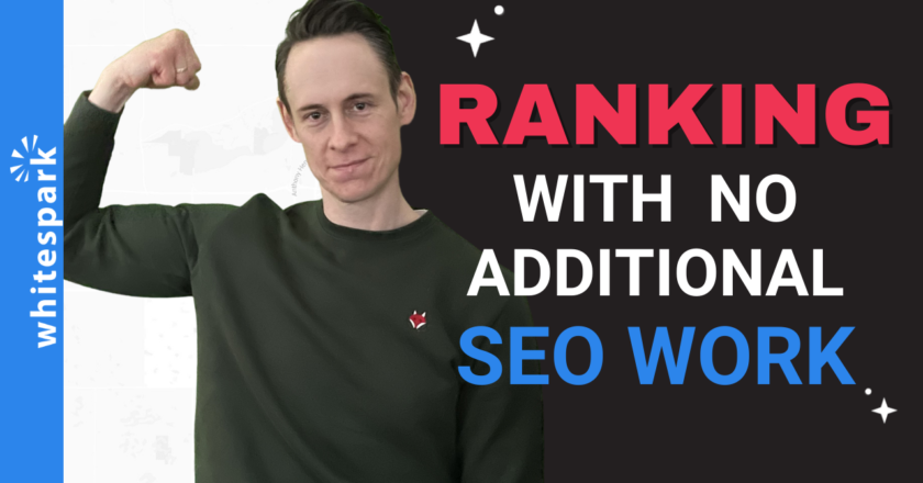 What Happens to Your Rankings if You Do No SEO Work for Over a Year?