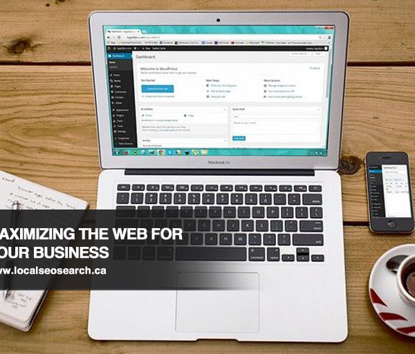 Maximizing the Web for Your Business