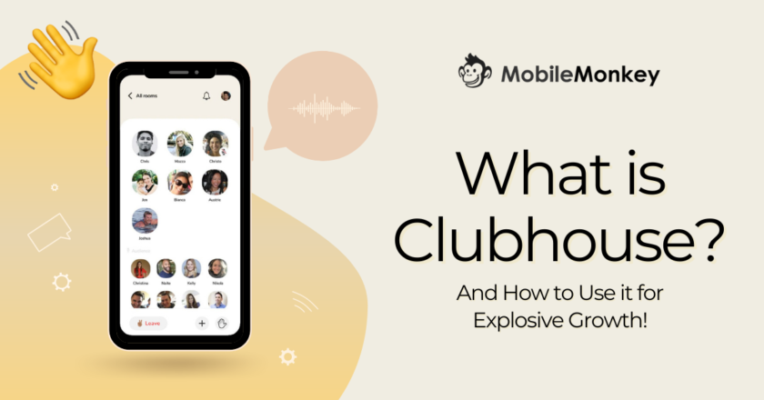 What is Clubhouse? And How to Use it for Explosive Growth!