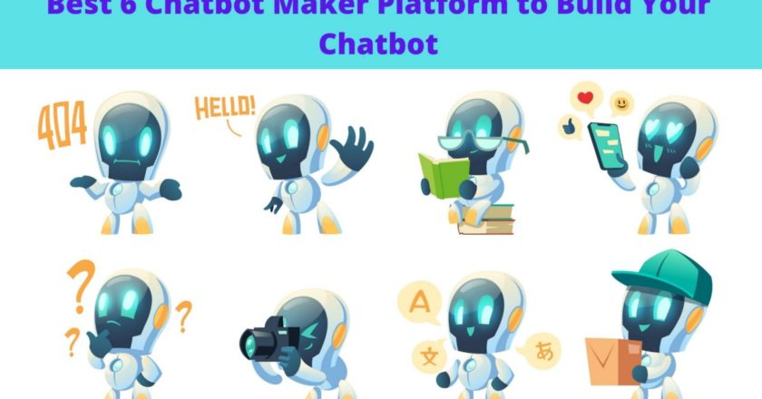 Best 6 Chatbot Maker Platform to Build Your Chatbot | by BotPenguin | May, 2021
