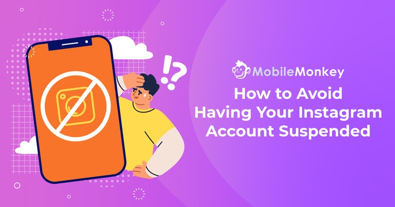 How to Avoid Having your Instagram Account Suspended Blocked Banned
