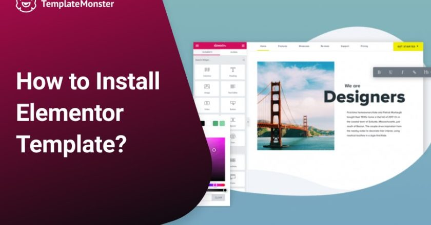 How to Install Elementor Template? [WordPress Guide]