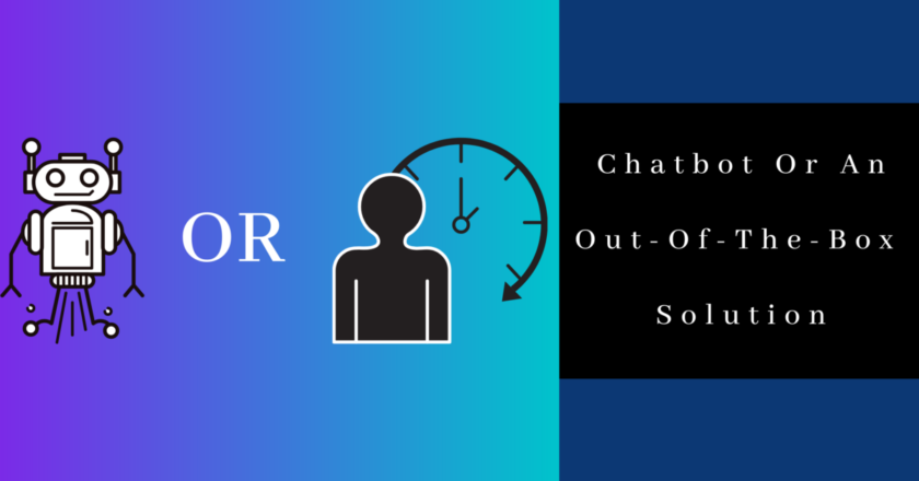 Should You Develop Your Own Chatbot On A Platform Or Customize An Out-Of-The-Box Solution? | by Vibhu Dhariwal | May, 2021