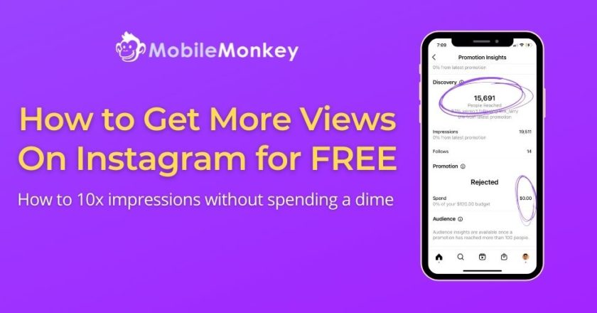 How to Get More Views on Instagram for Free! 10x Your Impressions for $0
