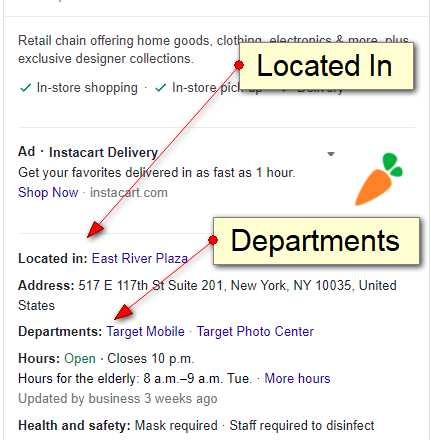 """What Are """"Relations"""" in Google My Business?"""