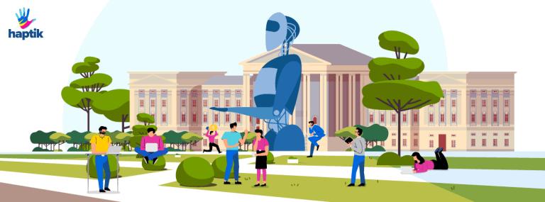 4 Ways Conversational AI Can Help Your University | by Haptik | Jul, 2021