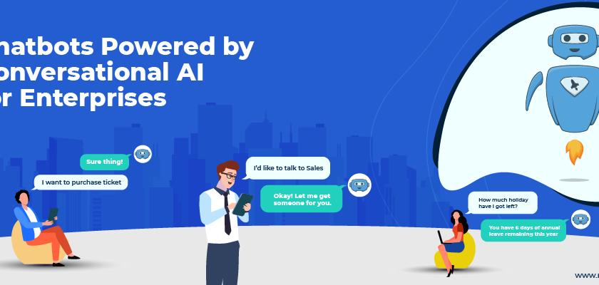 Chatbots Powered by Conversational AI for Enterprises | by Nuacem AI | Jul, 2021
