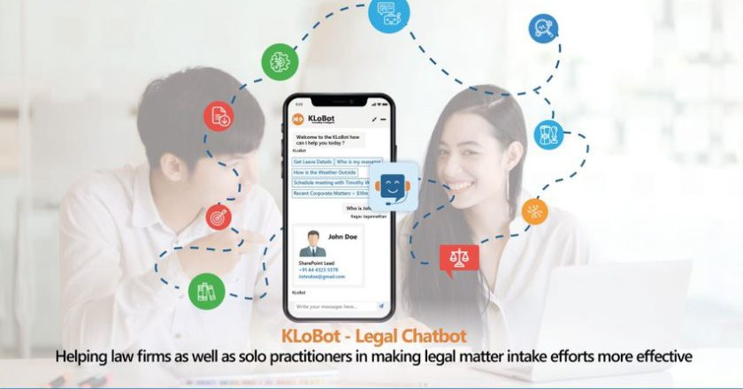 Digital transformation of your law firm with Chatbot | by KLoBot — the Best AI-Chatbot builder platform | Jul, 2021