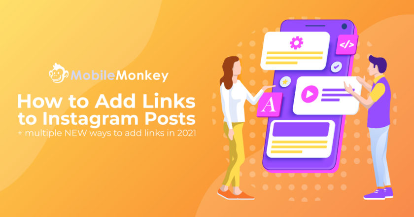 Every Possible Way to Add a Link to an Instagram Post in 2021