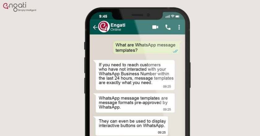 What are WhatsApp message templates and how can you use them? | by Engati | Jul, 2021