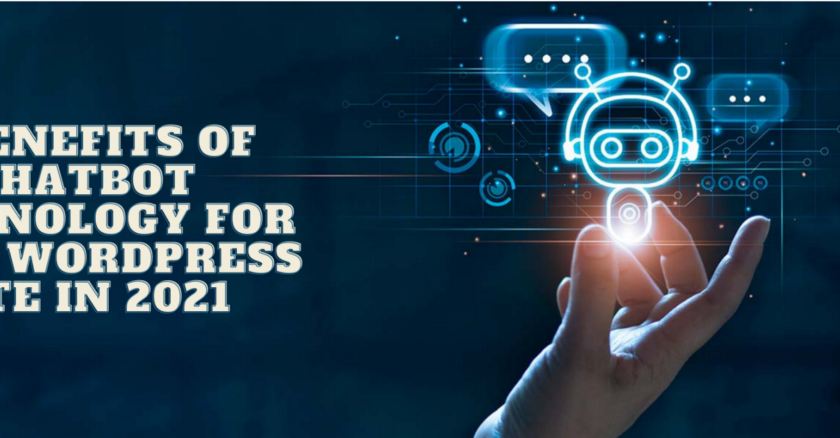 5 Benefits of Chatbot Technology for Your WordPress Site in 2021 | by Parth Bari | Aug, 2021