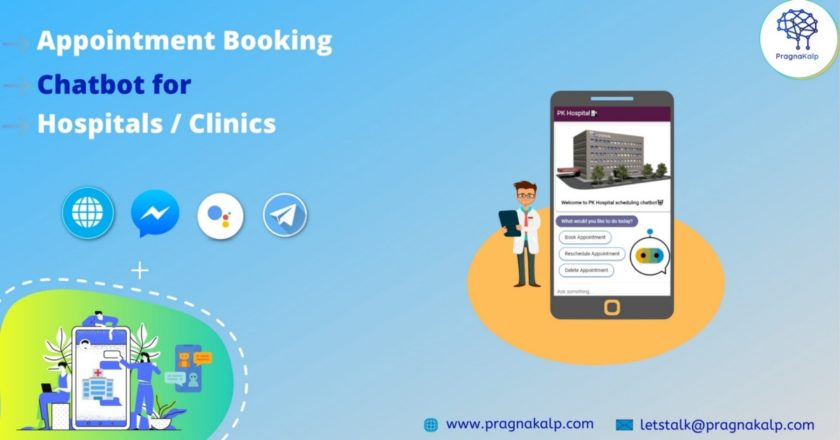 Appointment Booking Chatbot for Hospitals / Clinics | by Pragnakalp Techlabs | Jul, 2021