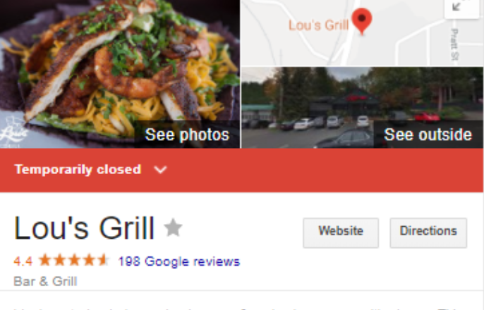 How to Add & Remove the Temporarily Closed Label on a Google My Business Listing