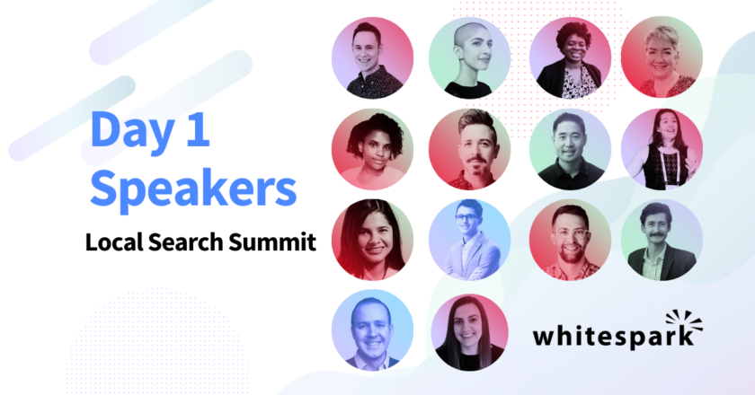 2021 Local Search Summit – Day 1 Tips & Insights