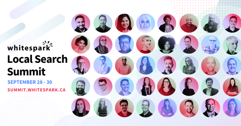 5 Reasons Small Business Owners & Marketers Can't Miss the 2021 Local Search Summit