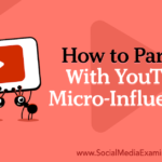 How to Partner With YouTube Micro-Influencers : Social Media Examiner