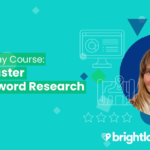 New Academy Course: How to Master Local Keyword Research