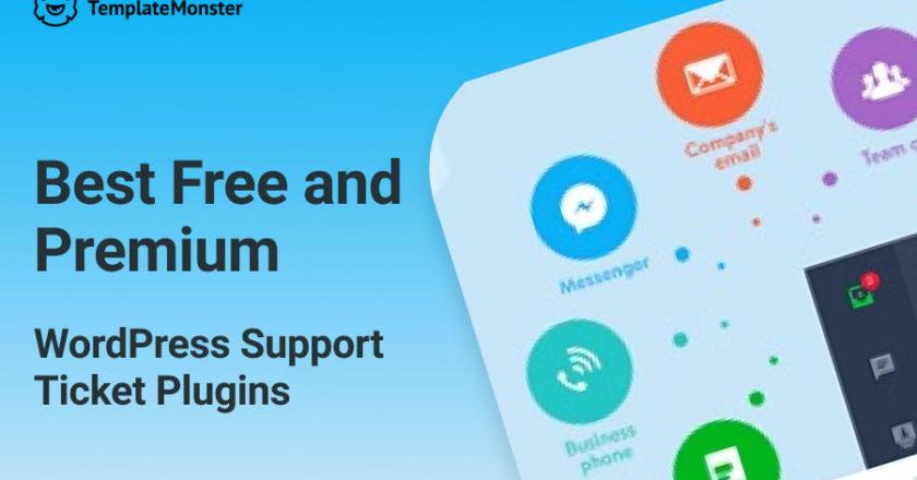 20 Best Premium and Free WordPress Support Ticket Plugins