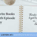 #400: My Favorite Books & A 400th Episode Giveaway