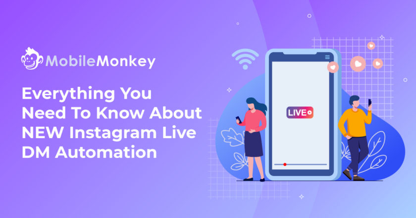 Everything You Need To Know About NEW Instagram Live DM Automation