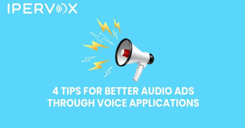 How to Create effective Audio Ads for Streaming Services & Voice Apps: 4 Tips for Success | by Ipervox | Aug, 2021